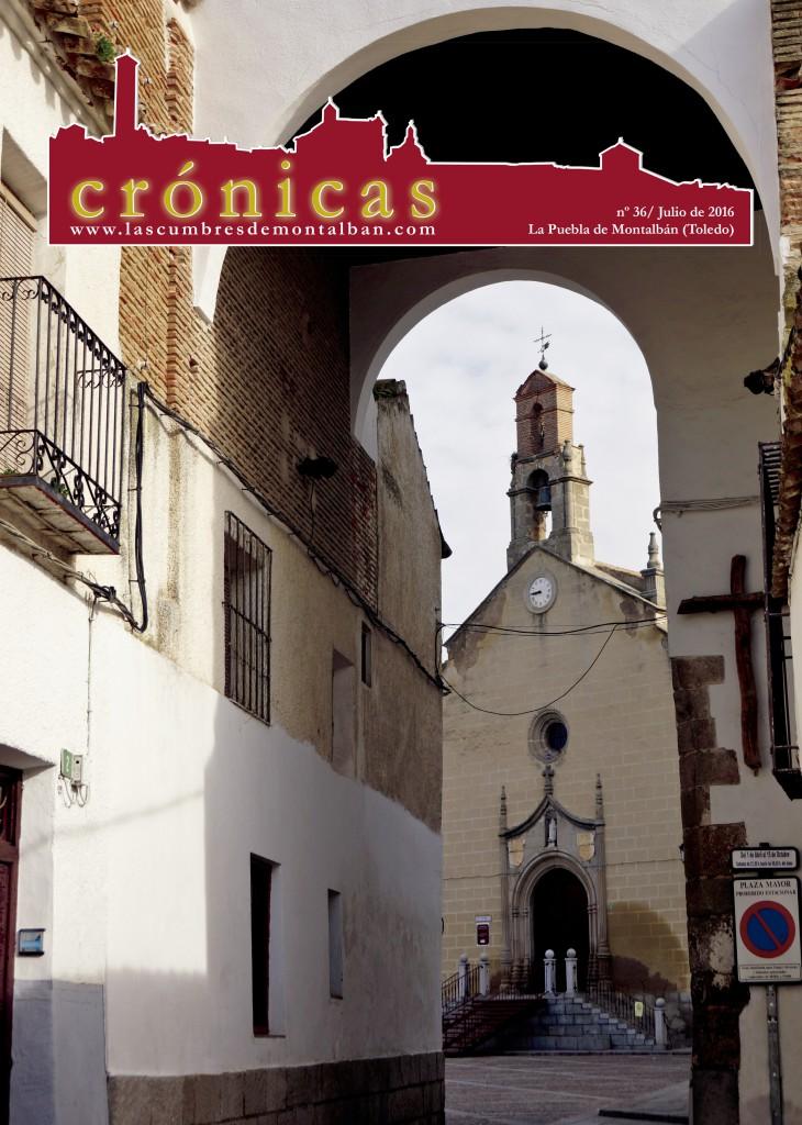 Revista nº 36 de carácter cultural sobre La Puebla de Montalbán (Toledo)