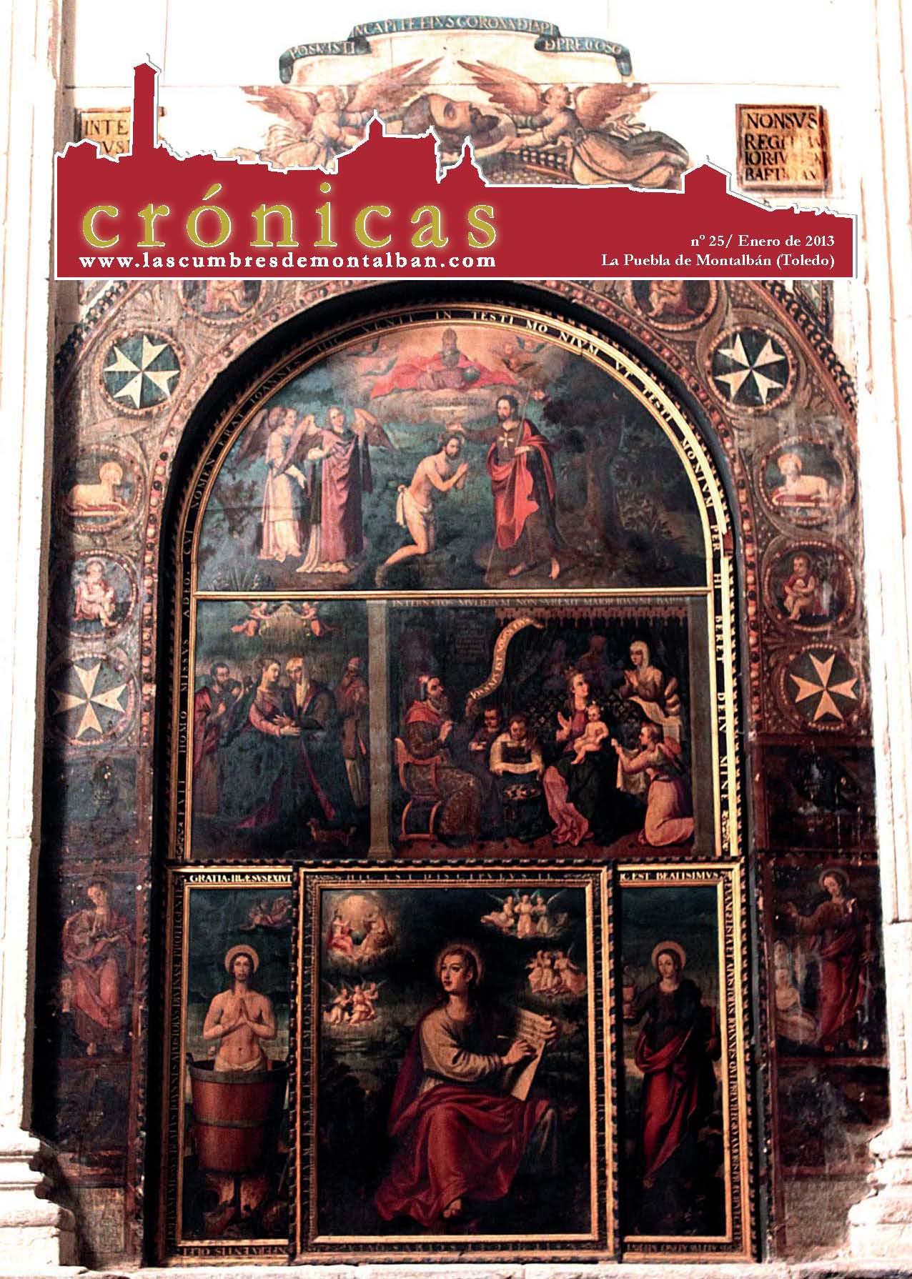 Crónicas 25