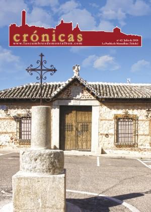 Portada de la Revista Nº 42 de la Revista Crónicas.